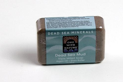 Dead Sea Mud Soap - 7 oz
