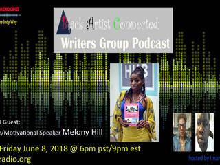 Stronger Than My Struggles Live on Black News Podcast