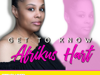 Survivors Who Thrive: Afrikus Hart