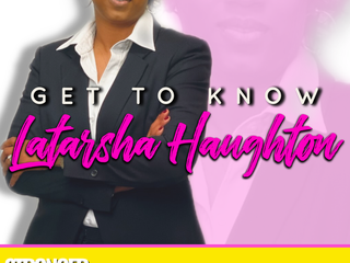 Survivors Who Thrive: Latarsha Haughton