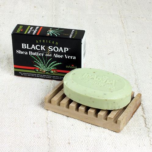 Shea Butter & Aloe Vera Soap - 3 1/2 oz