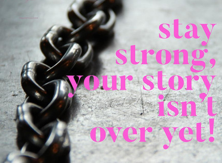 You Are Stronger Than Your Struggles