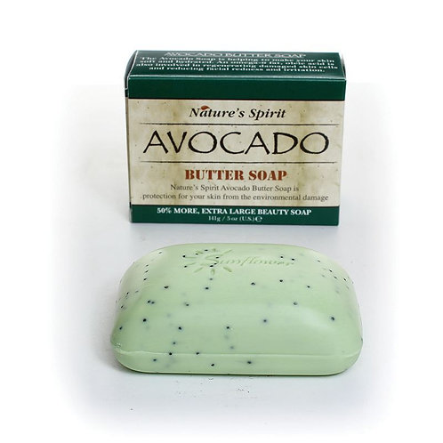 Avocado & Poppy Seed Soap - 5 oz.