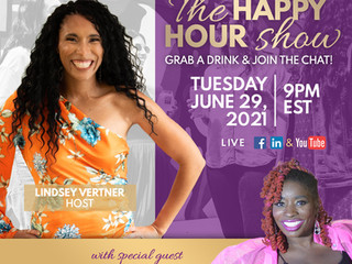 Grab A Drink & Join Us For a Happy Hour Chat