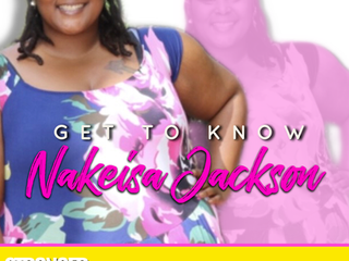 Survivors Who Thrive: Nakeisa Jackson