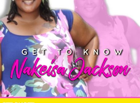 Survivors Who Thrive: Nakeisa Jackson