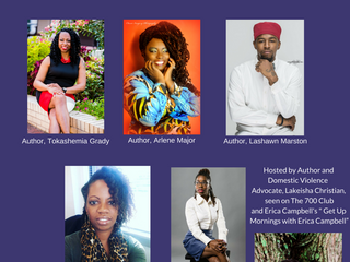Seeking Sponsorship for Our 1st Annual Non-Fiction Author Panel Discussion.