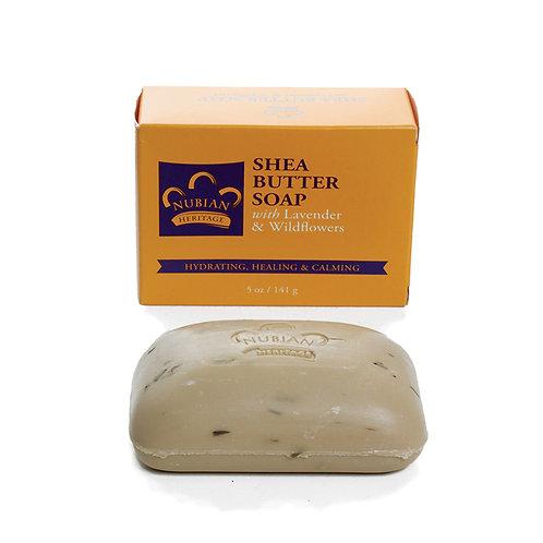 Lavender Shea Butter Soap - 5 oz.