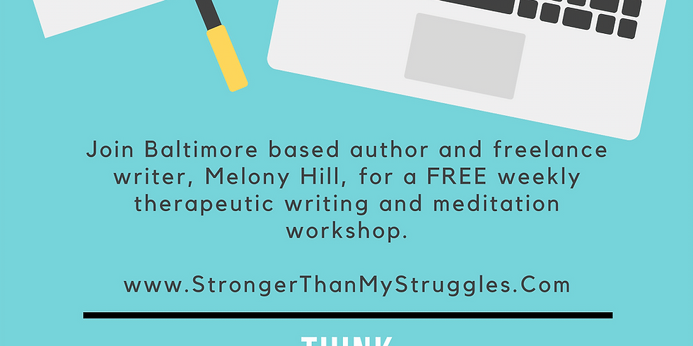 Writing For My Sanity Therapeutic Writing Workshop (2)
