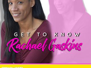 Survivors Who Thrive: Rachael Gaskins