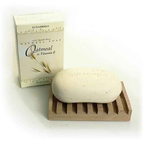 Oatmeal & Vitamin E Soap - 4 1/4 OZ