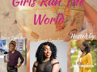 Girls Run the World Youth Breakfast