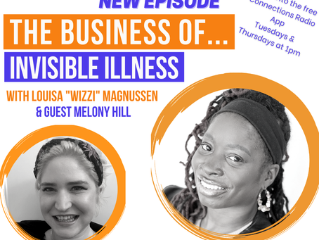 Coach Mel Talks the Business Behind Invisible Illness