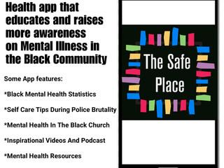 "Mental Health Advocate, Jasmin Pierre, Creates a Virtual ""Safe Place"" for Black Mental Ill"