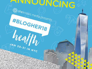 Manhattan & BlogHer18 Here I Come! I Need Your Help Though.