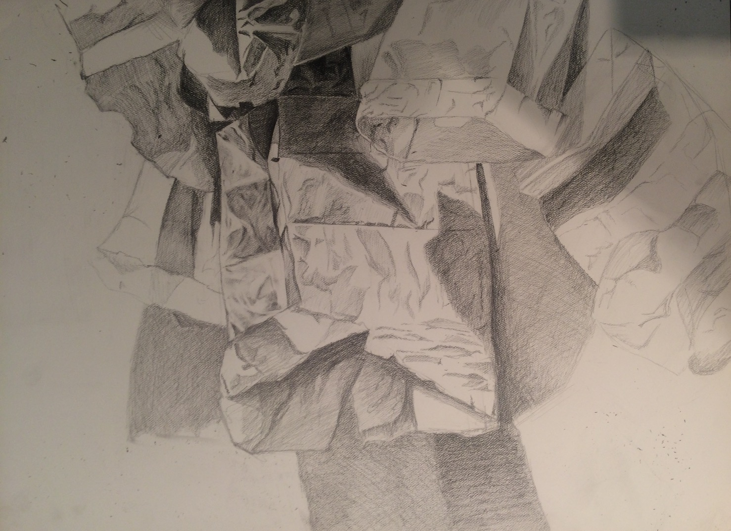"""Paper Bag 2 18"""" x 24"""" Pencil"""