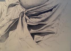 "Fabric 2 18"" x 24"" Charcoal"