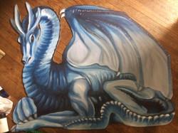 Dragon Bed