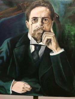 Stupid F*cking Bird-Chekhov Portrait