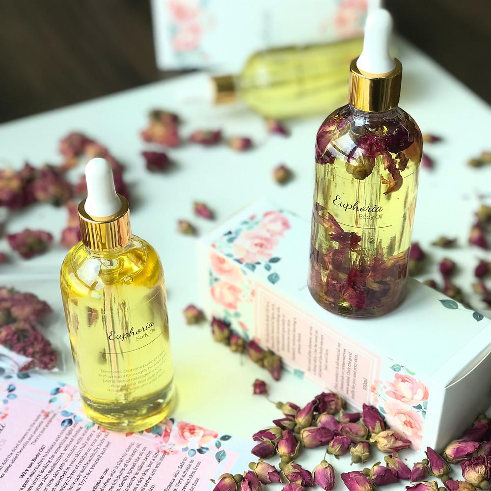 Euphoria Body Oil (100ml), RM89