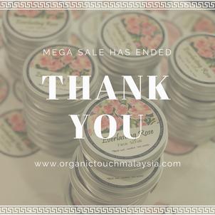 Website Launch & MEGA SALE
