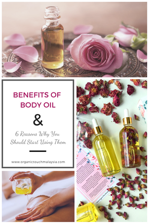 Benefits of Body Oils and Why You Should Start Using Them