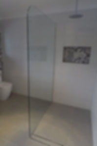 Artesian Glass Shower and Bath Screens