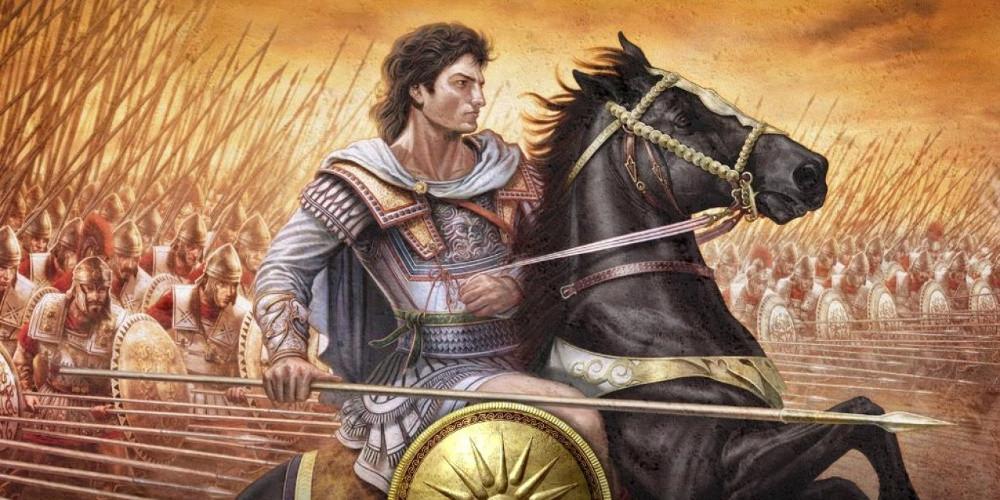 7.3 Αλέξανδρος. Η κατάκτηση της Ανατολής
