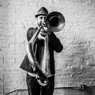 Brian Drye, Trombone