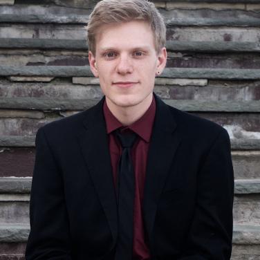 Zachary Hann, Clarinet/Tenor Saxophone