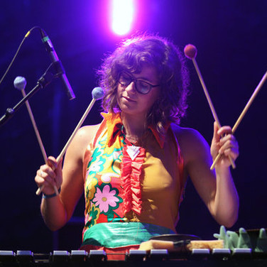 Amy Garapic, Percussion/Drums