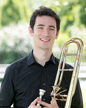 Daniel Linden, Trombone