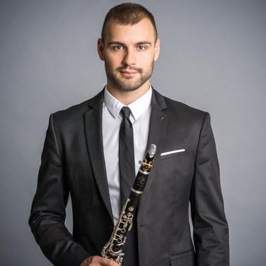 Eric Umble, Clarinet