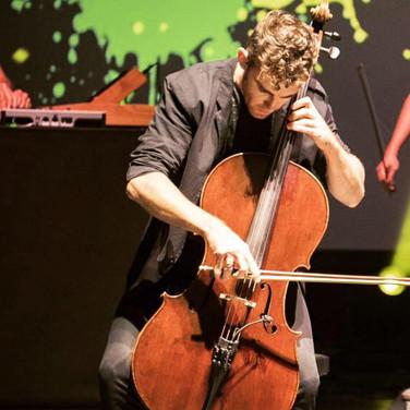 Colin Stokes, Cello