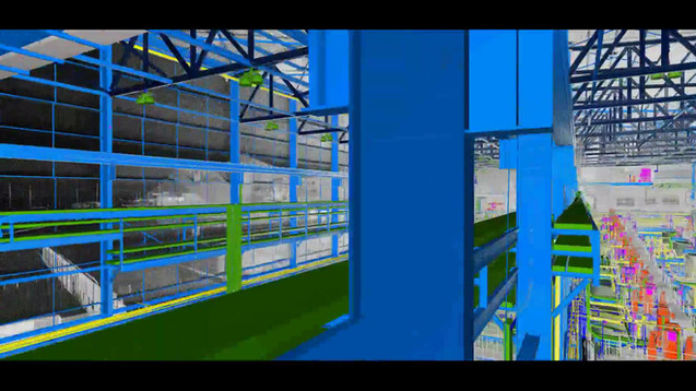 Aero Geometrics Industrial scanning and