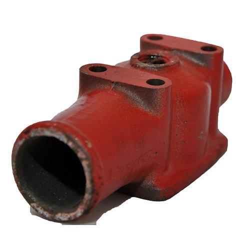 Bukh Thermostatgehäuse DV20 Oberteil / Zweikreis