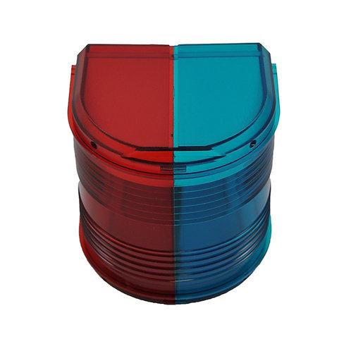 Aquasignal Linse S41 für 2-Farbenlaterne