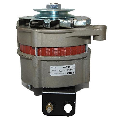 Bukh Lichtmaschine mit doppelter Ladediode