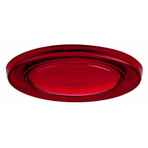 Aquasignal Abdeckung 3107 Rot+Dichtg