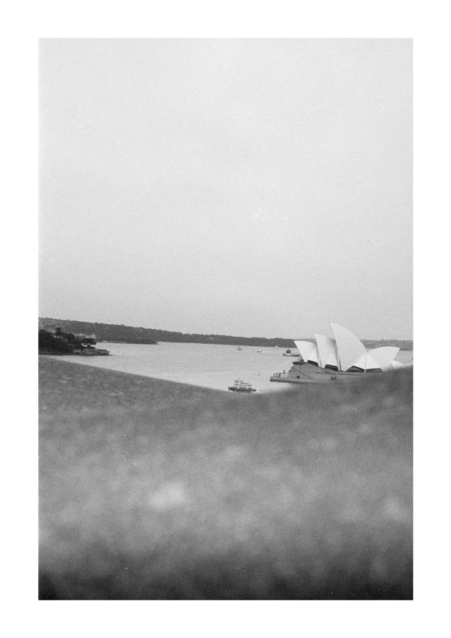 Opera house SMXL- CROPPED - A1 - 594mm x 841mm