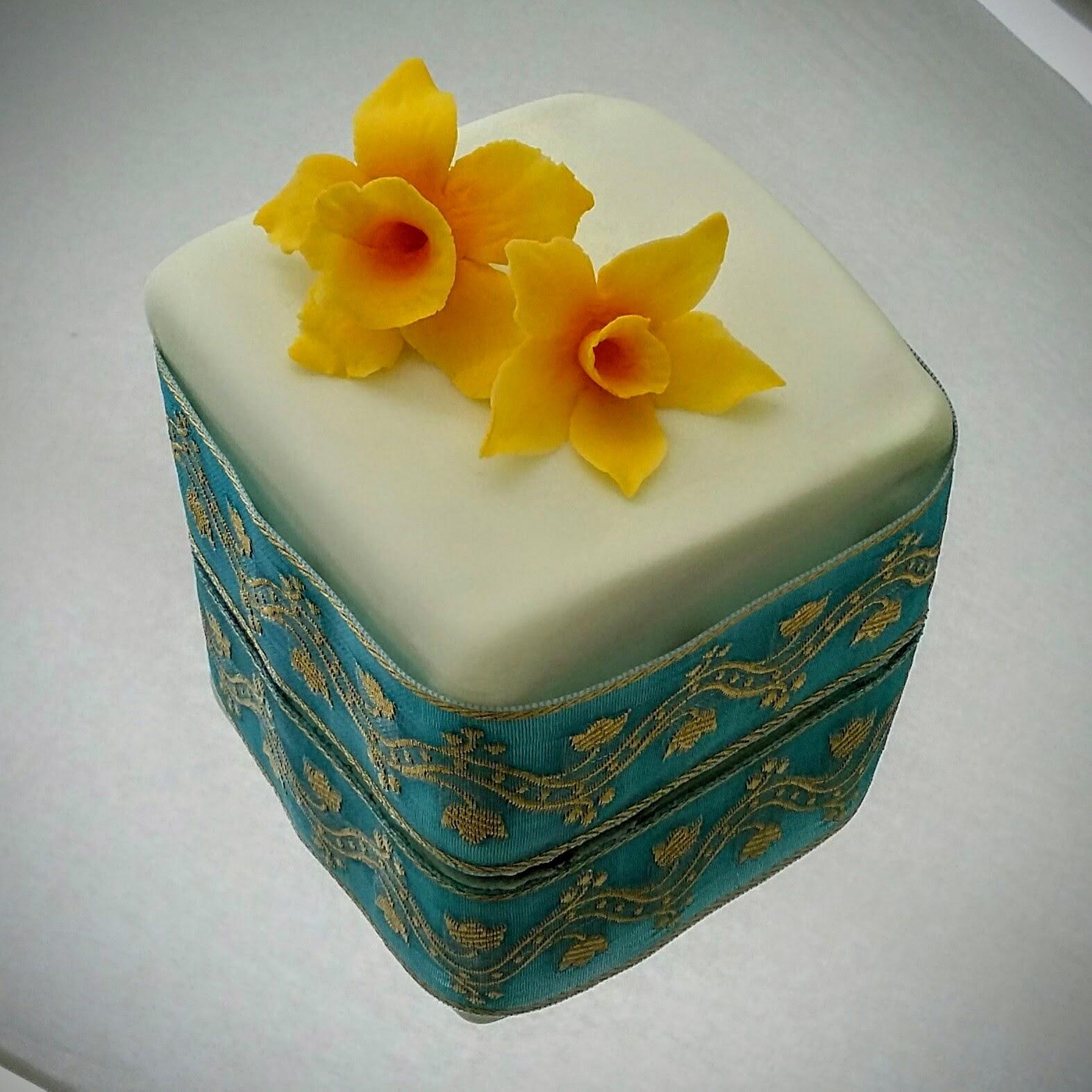 Spring Minicake
