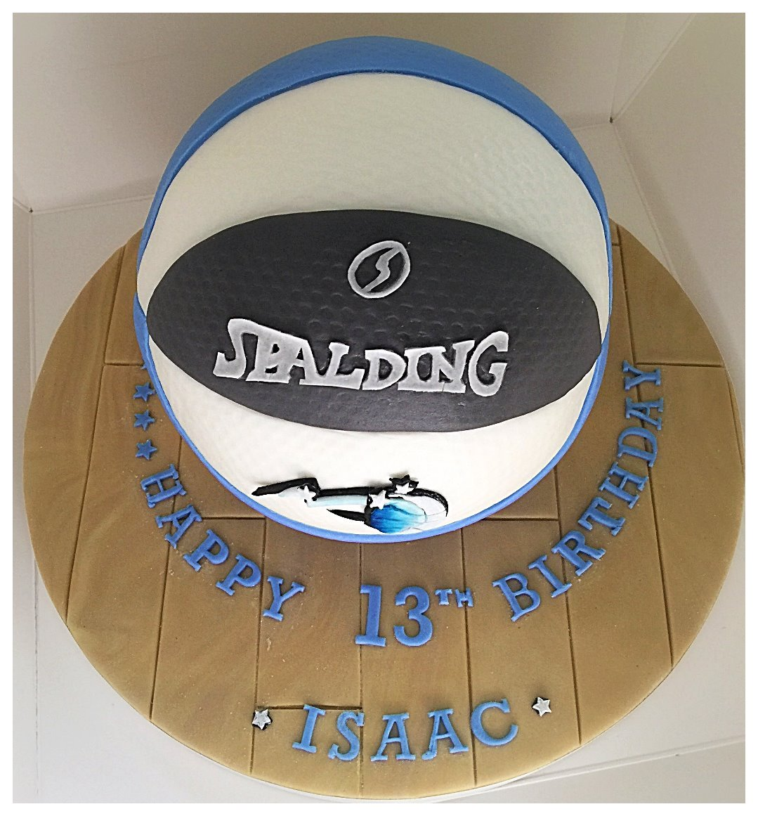 Basketball cake orlando magic