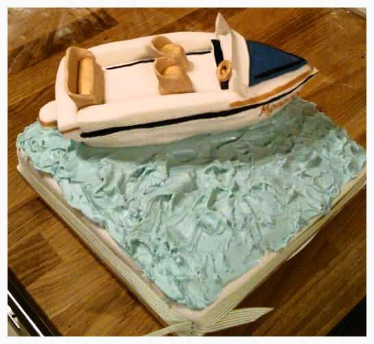Chocolate Speedboat