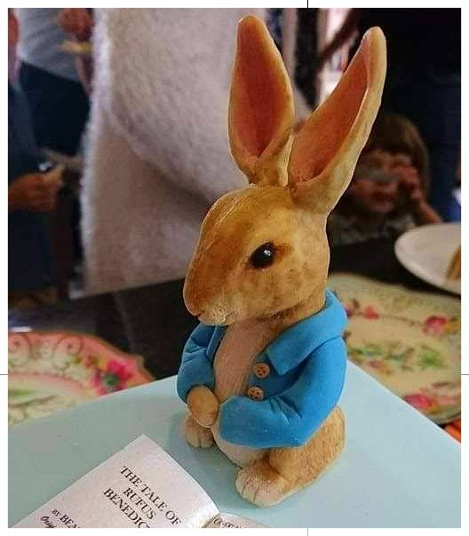 White Choc Peter Rabbit