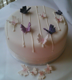 Butterfly Piping