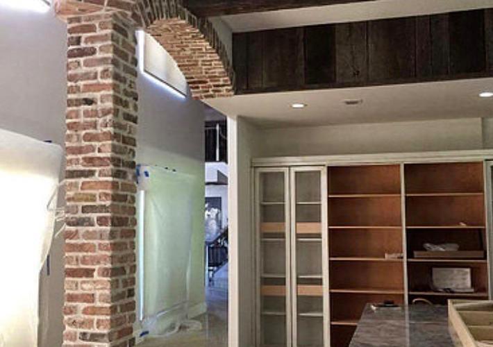 Kitchens _ Stonewall Masonry _Stone Clad
