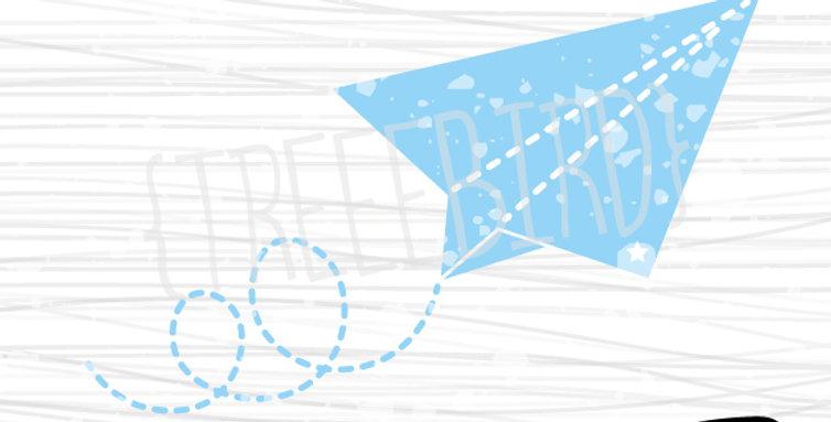 Papierflieger von treeebird