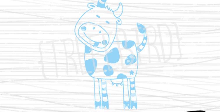 Kuh von treeebird