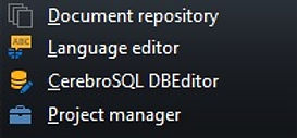 CerebroSQL - menu - editors.jpg