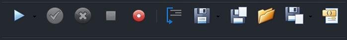[CerebroSQL] SQLite list control button.
